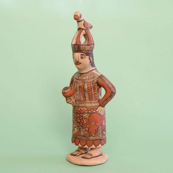 ゲレーロ 土人形 踊り手