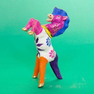 メテペック 土人形 馬