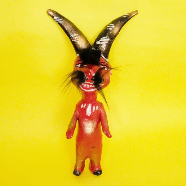 張り子 悪魔 フーダス