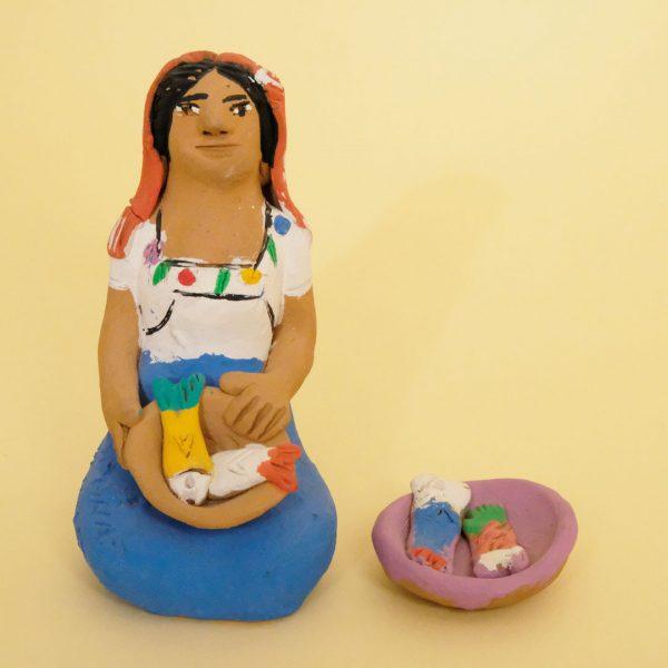 ホセフィーナ アギラール 土人形