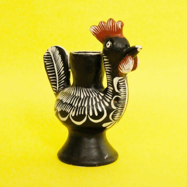 チリリコ 彩色陶器 ニワトリ