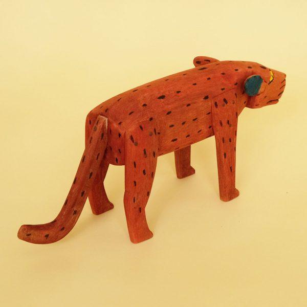 メキシコ 木彫り 犬