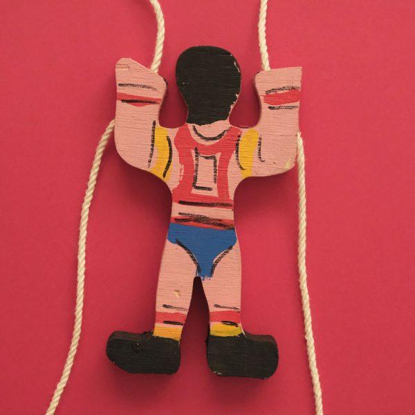 のぼり人形 メキシコ