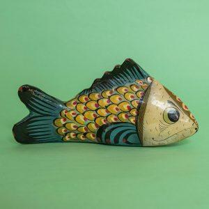 メキシコ 張り子 魚