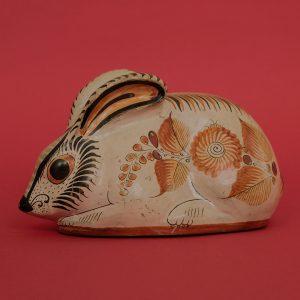 白ウサギ 置物