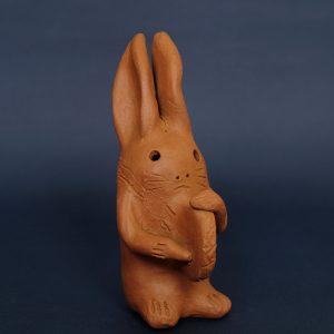 ウサギ 音楽家