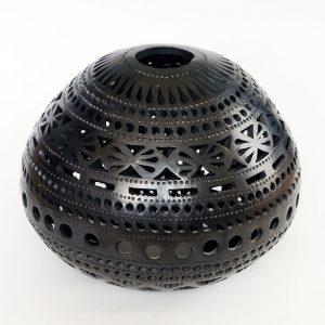黒陶 ランプシェード