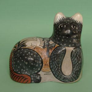 トナラ焼 大猫